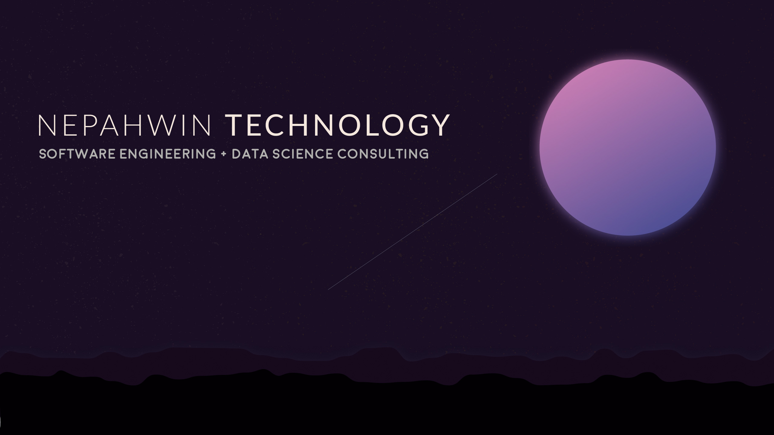 Nepahwin Technology: Software Engineering + Data Science